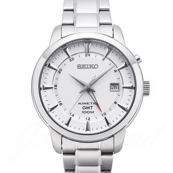 セイコー SEIKO キネティック GMT SUN029P1 【新品】 時計 メンズ
