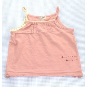 ラグマート RAG MART キャミソール 90cm ピンク系 トップス 夏 女の子 女子 中古 子供服 通販 買い取り