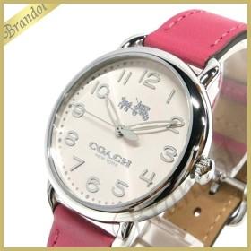 8e231cb86deb コーチ COACH レディース 腕時計 Delancey デランシー 36mm シルバー×ピンク 14502717 [在庫品]