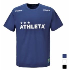アスレタ メンズ サッカー/フットサル 半袖シャツ 定番ロゴTシャツ (03015M) ATHLETA