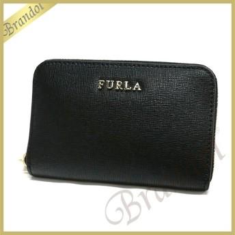 フルラ FURLA 財布 レディース 小銭入れ バビロン BABYLON ジップ コインケース ブラック RM75 B30 O60 / 870283