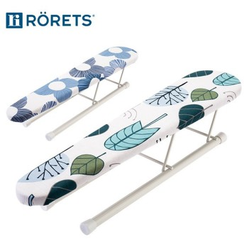 【全品あすつく】ロレッツ Rorets アイロン台 スリーブボード 袖用 長さ57cm スタンド式 そで用 折りたたみ 袖馬 仕上げ馬 Ode Ironing Board (White) 7530