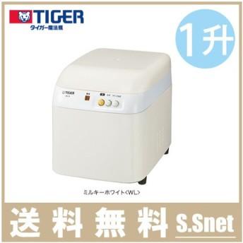 タイガー 餅つき機 1升用 SMJ-B180(WL) 小型 餅つき器 もちつき機