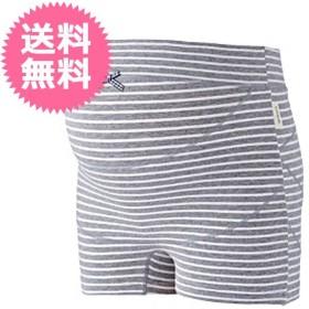 犬印 らくばきパンツ妊婦帯 HB-8380 M・L グレー