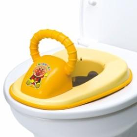 アンパンマン 幼児用補助便座 D-01 アガツマ トイレトレーニング