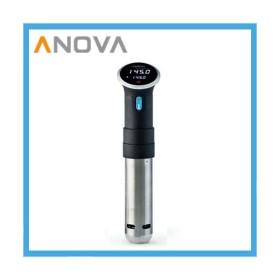 低温調理器 Anova Culinary アノーバ 真空調理器【Bluetooth】800W スマホと連動して水の温度をコントロール 「簡易日本語説明書付き」並行輸入品