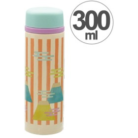 水筒 ソレイユモダン スリムマグボトル 山 300ml ステンレス製 ( ステンレスボトル 直飲み 保温 保冷 )