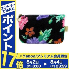 メール便可275円 フェイラー ポーチ コスメポーチ MOHN POPPIES モーン ポピー ブラック