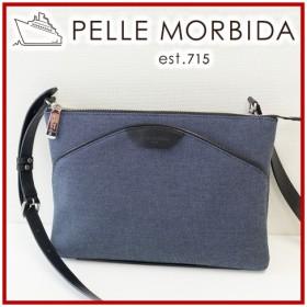 PELLE MORBIDA ペッレモルビダ Onda オンダ 2WAYクラッチバッグ PMO-ON010CB