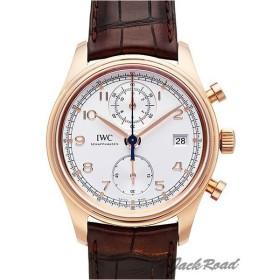 IWC IWC ポルトギーゼ クロノグラフ クラシック IW390402 【新品】 時計 メンズ