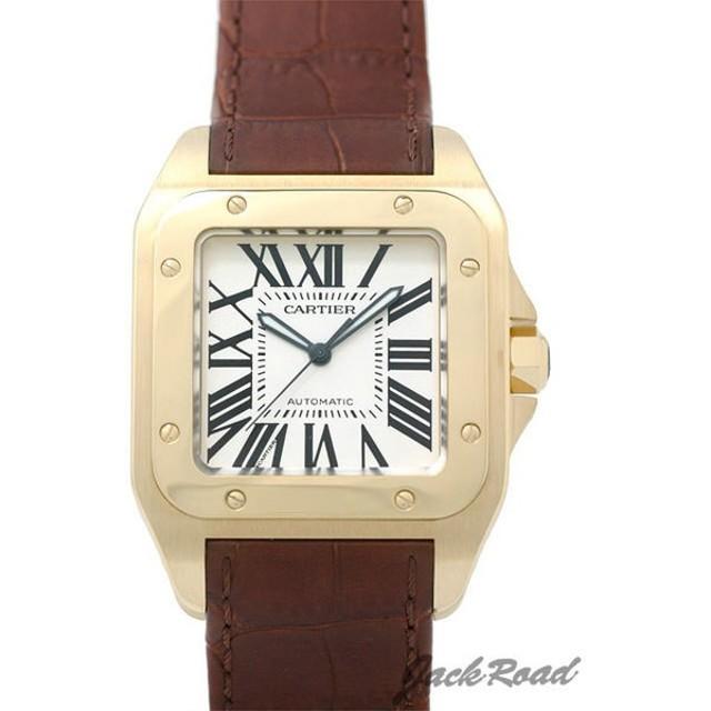 カルティエ CARTIER サントス100 W20071Y1 【新品】 時計 メンズ