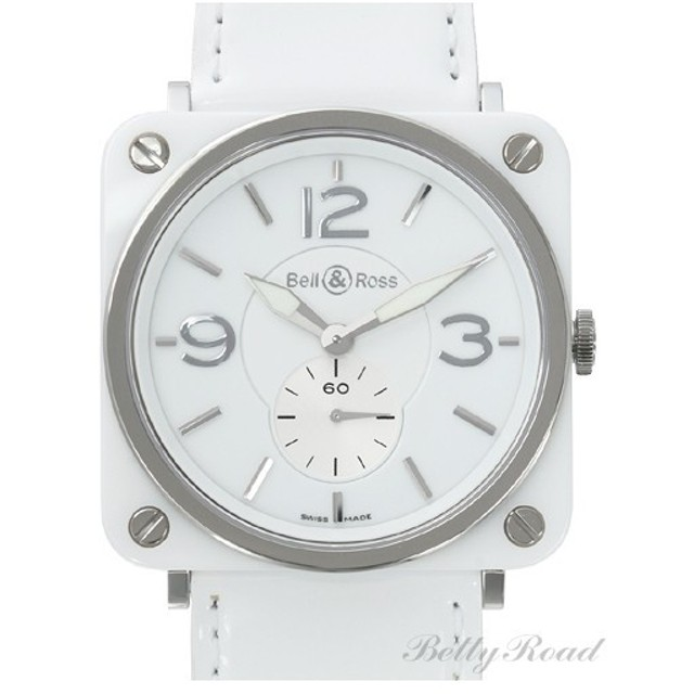 pretty nice bc1e9 9a33d ベル&ロス BELL&ROSS BRS-98-WCS BRS-98-WCS 【新品】 時計 ...