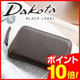 Dakota BLACK LABEL ダコタ ブラックレーベル アレキサンダー コインケース(パスケース付き) 0625405