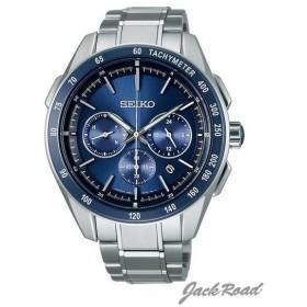 セイコー SEIKO ブライツ ソーラー電波時計 クロノグラフ SAGA181 新品 時計 メンズ