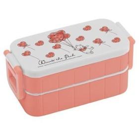 ■在庫限り・入荷なし■お弁当箱 2段 ランチボックス レディース くまのプーさん ( 弁当箱 キャラクター )