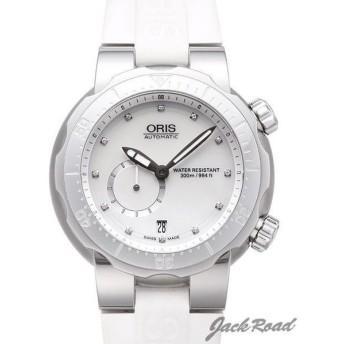 オリス ORIS TT1 ダイバーズ スモールセコンド デイト ダイヤモンド 643 7636 7191 【新品】 時計 メンズ