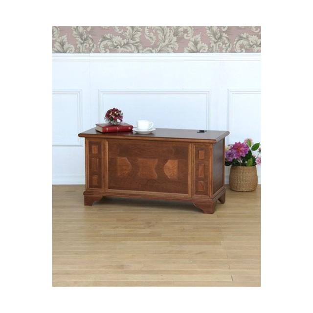 シンプルなイタリアの収納付きベンチ木製 椅子 ボックス 子供部屋