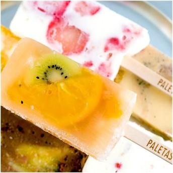アイス 詰め合わせ お中元 ギフト 贈答 プレゼント パレタス 6本セット PALETAS フルーツ アイスキャンディ スイーツ アイスクリーム 冷凍 同梱不可 paletas