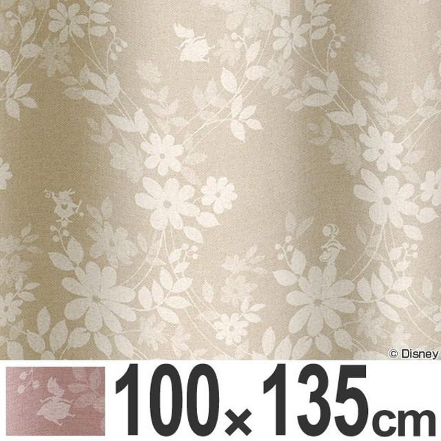 カーテン 遮光カーテン スミノエ アリス スウィートフラワー 100×135cm ( 遮光 ディズニー ドレープカーテン )