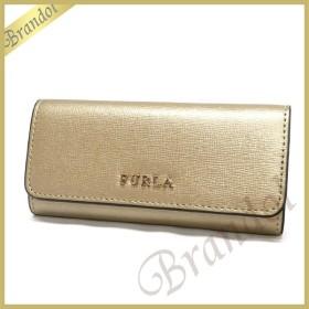 フルラ FURLA キーケース レディース バビロン BABYLON 6連 レザー ゴールド RJ09 SFM CGD / 920969 [在庫品]