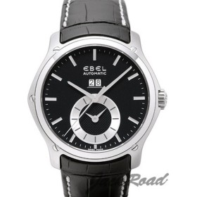 エベル EBEL クラシック ヘキサゴン GMT 9301F61/15335145GS 【新品】 時計 メンズ