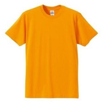 ds-1646121 Tシャツ CB5806 ゴールド Lサイズ 【 5枚セット 】  (ds1646121)