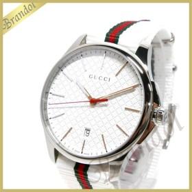 030ba81e1f89 グッチ GUCCI メンズ・レディース メンズ腕時計 Gタイムレス 40mm ホワイト YA126322 [在庫品]