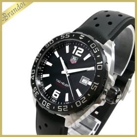 タグホイヤー TAG Heuer メンズ 腕時計 フォーミュラ1 41mm クォーツ ブラック WAZ1110.FT8023 [在庫品]