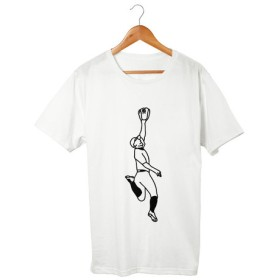 ランニングキャッチ Tシャツ