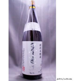 墨廼江 本醸造 辛口 1800ml