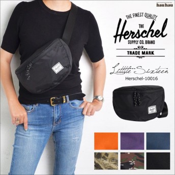 ボディバッグ レディース おしゃれ Herschel Supply Co. ハーシェル サプライ メンズ 大きめ ウエストバッグ 斜めがけ