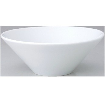水明 白 24cmボール 高さ9.3(mm)/業務用/新品