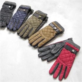 POLO Ralph Lauren ラルフローレン キルティング手袋 6G0011 メンズ