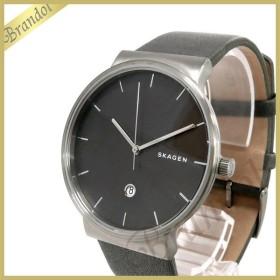 スカーゲン SKAGEN メンズ腕時計 Ancher アンカー 40mm グレー SKW6320 [在庫品]