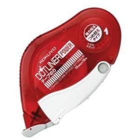 ds-1582342 (まとめ) コクヨ テープのり ドットライナーパワー 本体 10mm×10m タ-DM430-10 1個 【×10セット】 (ds1582342)