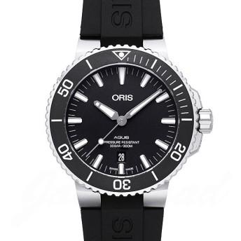 オリス ORIS アクイス デイト 733 7730 4154R 新品 時計 メンズ