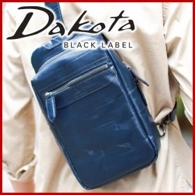 Dakota BLACK LABEL ダコタ ブラックレーベル ジャスティス ボディバッグ 1621002