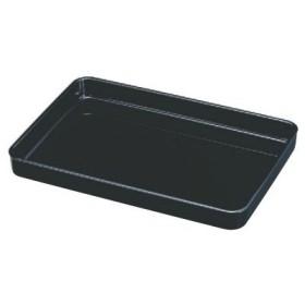 お盆 賞状盆軽量木質(黒)尺3寸 /グループI