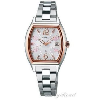セイコー SEIKO ルキア フラワーパーティ SSQW020 新品 時計 レディース