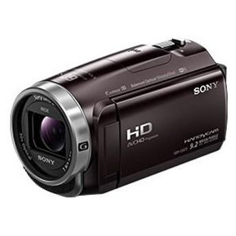HDR-CX675-T ソニー デジタルHDビデオカメラレコーダー (ボルドーブラウン)