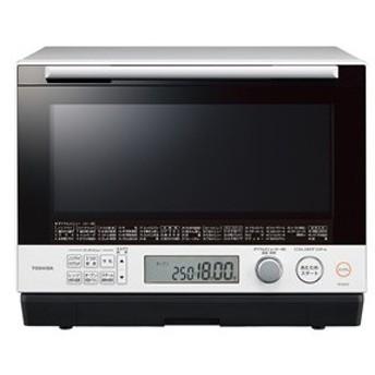 ER-SD100-W 東芝 30L過熱水蒸気オーブンレンジ 石窯ドーム グランホワイト
