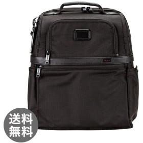 【5%還元】【あすつく】TUMI トゥミ バックパック スリム・ソリューションズ・ブリーフパック 026177D2 ブラック ビジネスバッグ