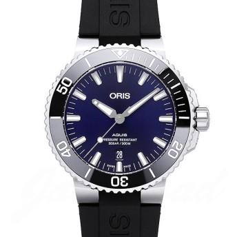 オリス ORIS アクイス デイト 733 7730 4135R 新品 時計 メンズ