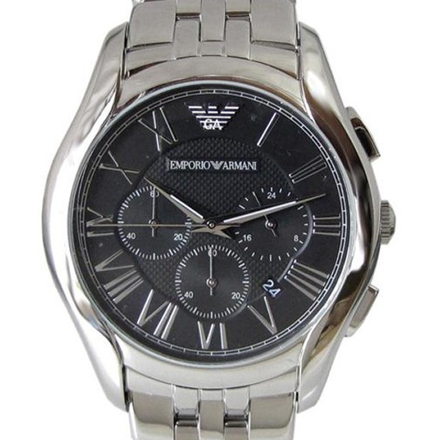 check out 8deb0 0f61a エンポリオ アルマーニ 腕時計 EMPORIO ARMANI クロノグラフ ...