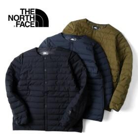 THE NORTH FACE ノースフェイス ノーカラー インナーダウンジャケット カーディガン NDW91861 (レディース)