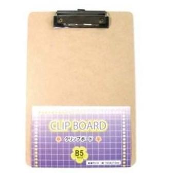 ds-1889053 B5バインダークリップボード【12個セット】 403-02 (ds1889053)