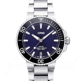 オリス ORIS アクイス デイト 733 7732 4135M 新品 時計 メンズ