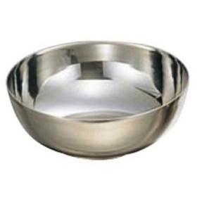 冷麺器「プレーン」 18-8 EBM M (業務用食器)(同梱グループA)