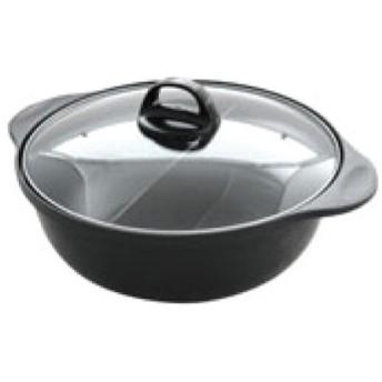 火鍋風仕切り鍋 26cm KS-2926 /業務用食器