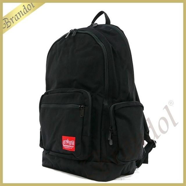 マンハッタンポーテージ Manhattan Portage メンズ リュックサック BDWY Backpack L バックパック ブラック 1273 BLACK [在庫品]